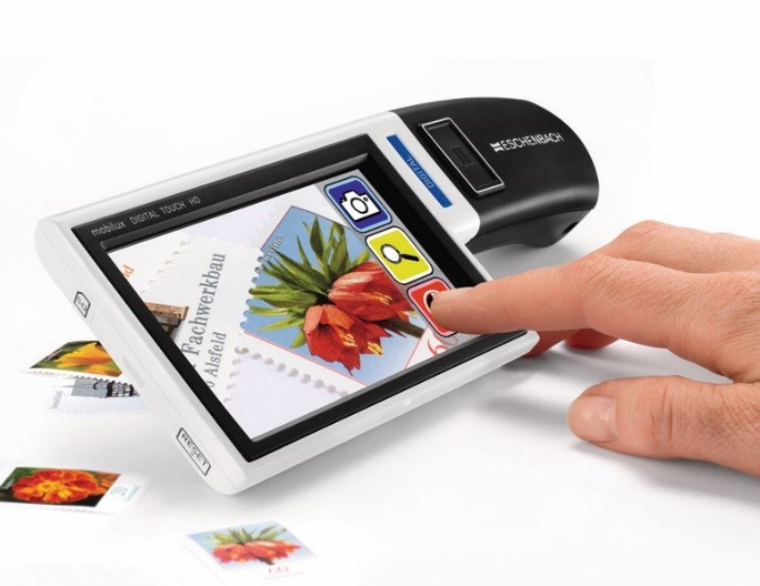 Mobilux Digital Touch HD Magnifier